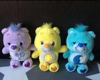 BNWT Carebears (small)