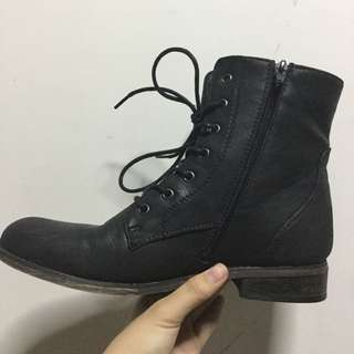RUSTY LOPEZ COMBAT/MILITARY BOOTS