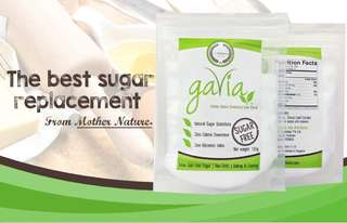 Gavia Natural Sweetener (made from Stevia) 1 for 1 promotion!!!