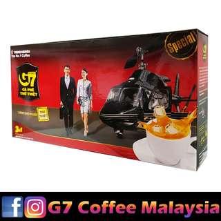 🌟G7 3in1 Vietnam Coffee, 21 sac (HALAL)🌟 Vietnam Version