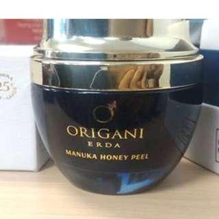 Organi Erda Exfoliator Manuka Honey Peel