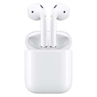全新未開封 Apple Airpods | HK行貨 | 1年APPLE保養 -  MMEF2ZA/A