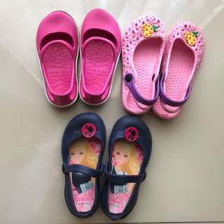 Girl Shoes Set