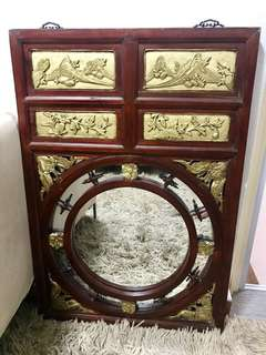 Lovely Peranakan Wall Mirror