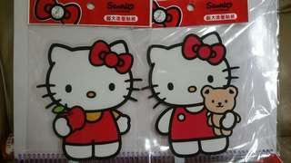 Hello Kitty 台版大貼紙(包平郵)B