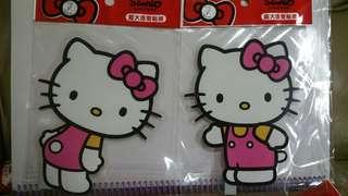 Hello Kitty台版大貼紙(包平郵)C