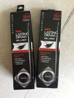 Maybelline New Lasting Drama Gel Liner