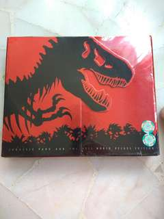 Jurassic park and the lost world deluxe edition