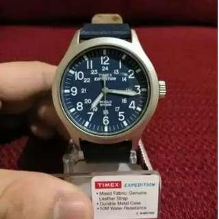 Timex 40mm (Military Style) - BNIB