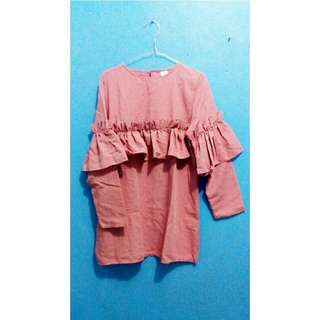 Blouse by Butikchlaris