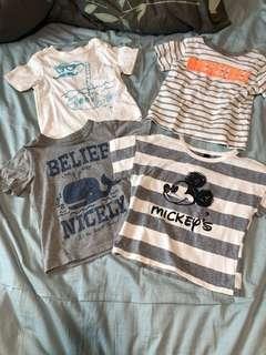 🚚 BabyGap/Carter's/日本/韓國 男童短袖上衣