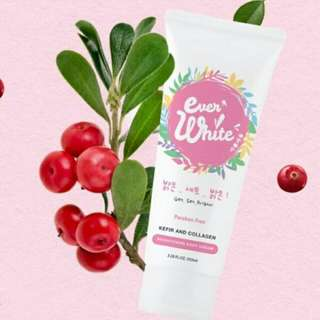 Everwhite Body Cream Tube