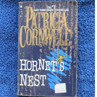 Preloved Books by Patricia Cornwell