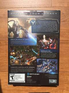 PC Starcraft II - Legacy of the Void