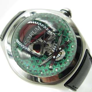 Pre Owned Corum Bubble 02320.592001 Gangster Limited Edition