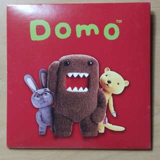 Used DVD: Original Domo DVD Episode 1 - 26 (2008) With Photo Frame