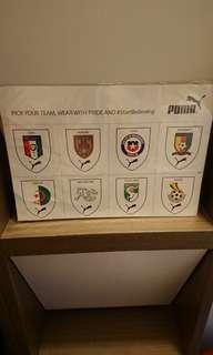 (全新)Puma足球國家隊水印紋身貼
