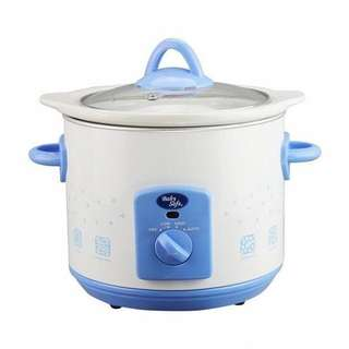 NEW Baby Safe Slow Cooker