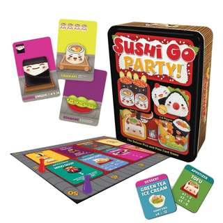 Sushi Go Party - used once