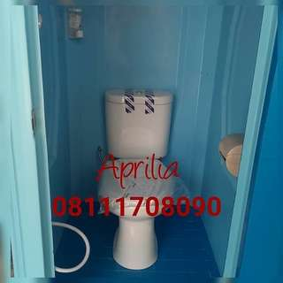 Toilet Sementara VIP Type B