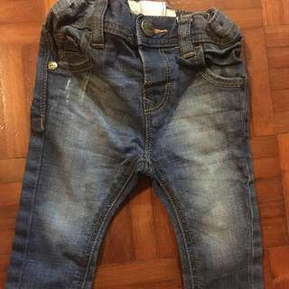 NEXT NEW Baby Boy Jeans 3-6m