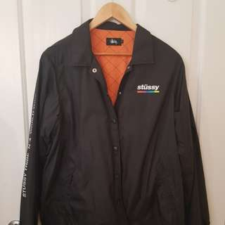 Stussy Stacey coach jacket