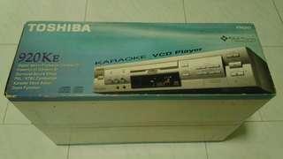 VCD karaoke player