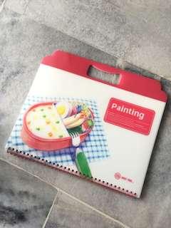 Picnic sketchbook