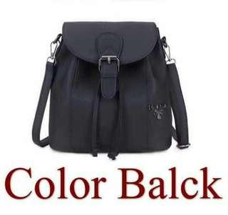 Fashion Bag  Backpack & Slingbag