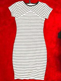 Cotton On stripes dress