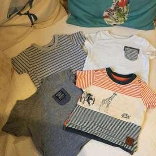 NEXT Baby Boy Tops Shirt 3-6m