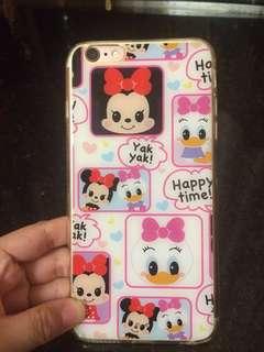iPhone 6 Plus 手機殼 米奇老鼠