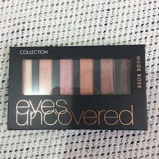 NEW & AUTHENTIC!!! eyes uncovered palette