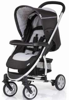 Hauck Malibu Stroller and Infant Carrier