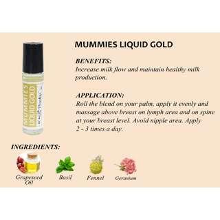 Mummies Liquid Gold (10ml)