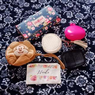 Wallets and Coin Purse