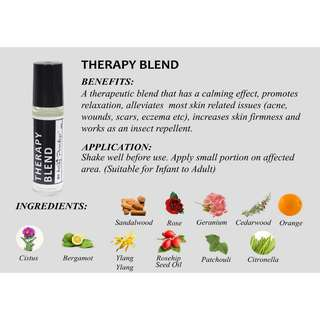 Therapy Blend (10ml)