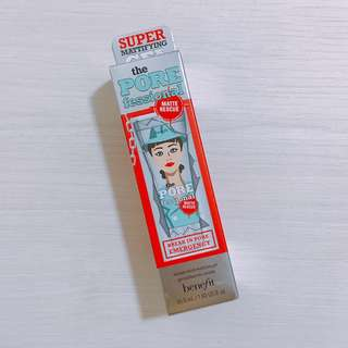 [WAS $49] BENEFIT FACE PRIMER