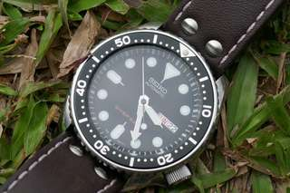 Seiko Divers Watch (Large seiko not medium or small)