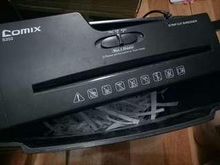 Comix Paper Shredder