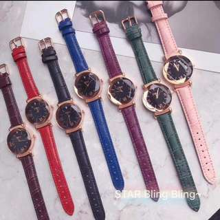 Watches pre order 500nt each