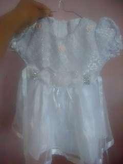 Dress putih simple