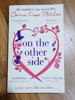 [SELLING] on the other side - Carrie Hope Fletcher