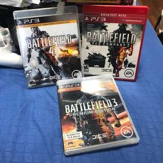 Battlefield PS3 Bundle
