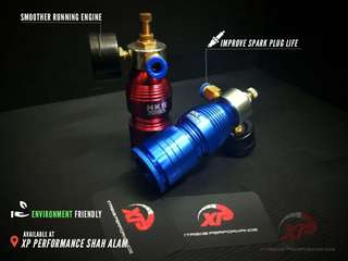 HKS Compressor Toyol Angin AVS Vacuum Simota fan RED color