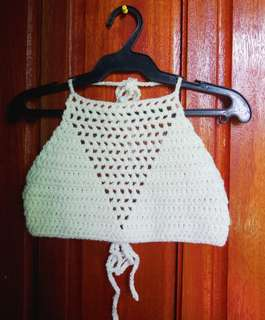 Crochet Crop Top ❤