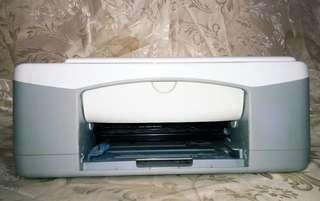 Hp deskjet f380 all-in-one (printer, scanner, copier)