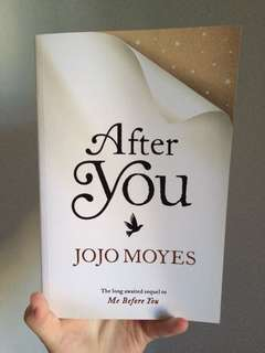 Jojo Moyes' After You