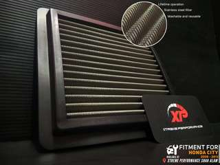 AIR FILTER BLITZ drop in for HONDA CITY 2009-2013
