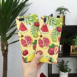 Summer fruits casing